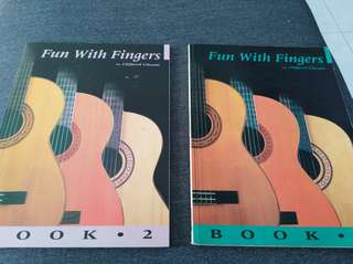 Fun With Fingers Book 1&2
