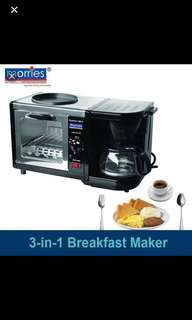 Morries Breakfast Maker