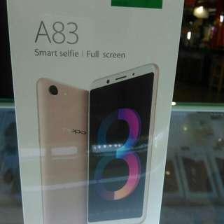 Oppo A83, kredit mudah dan cepat
