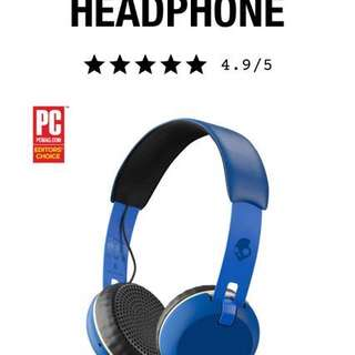 Skullcandy Bluetooth Headphone Wireless