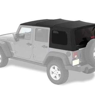 Jeep Wrangler JK 5dr Softtop