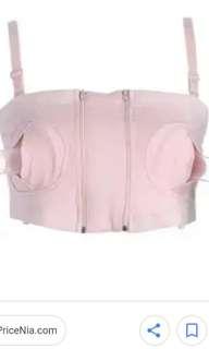 Sale! Handsfree Nursing Bra (Adjustable)Gray