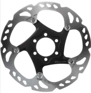 🆕! Shimano 180mm XT-Saint RT86 Ice-Tech 6-Bolt MTB Disc Brake Rotors   #OK