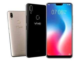 New Handphone Vivo V9 . Kredit Tanpa kartu kredit