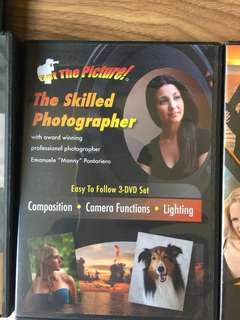 The Skilled Photographer DVD Course