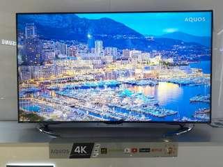 Sharp tv 65 inch 65ue630x