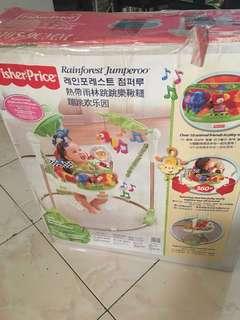Rainforest Jumperoo