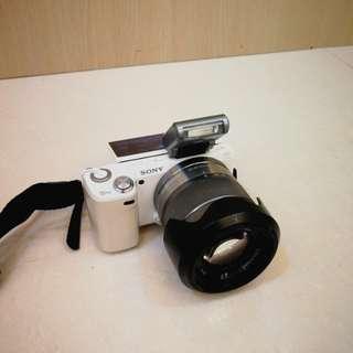 🚚 Sony Nex-5N 16+18-55雙鏡組全配