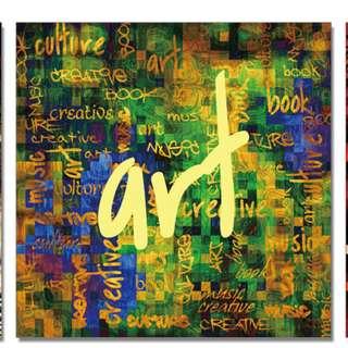 Creative Art Acrylic Print