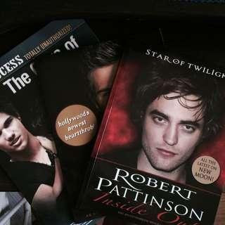 Twilight Books (Biographies)