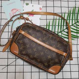 LV monogram Bag vintage 單肩包斜孭袋手袋 gucci Dior Chanel