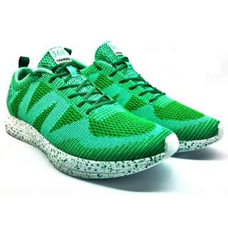 361 Ultra-Lightweight Knitted Shoes (Green)