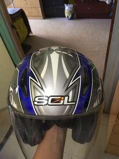 Helmet sol size L