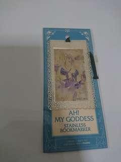 Ah! My Goddess Belldandy Stainless Bookmark