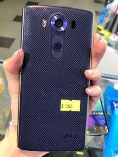 LG V10 64gb 90%新以上,一年店舖保養