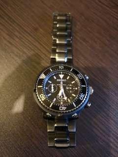 精工專業谮水錶200M(限量版)