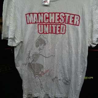 Kaos original Mercedes Manchester united
