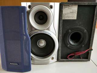 Panasonic Speakers