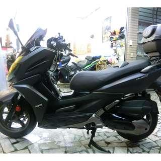 KYMCO KXCT300I ABS