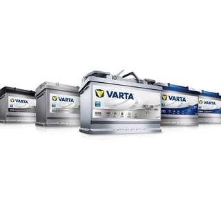 VARTA AGM LN3 (DIN 70) Maintenance Free