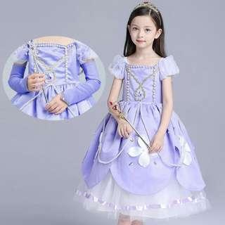 蘇菲亞公主裝