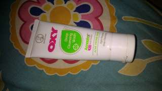 Oxy deep cleansing wash 50gr