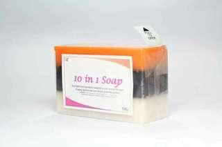 10 in 1 Soap