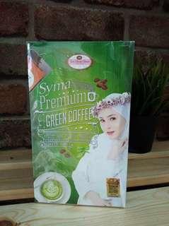 SYMA GREEN COFFEE