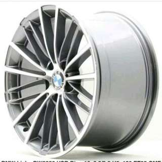 Velg BMW LIEBE BW5256 HSR R18X85/95 H5X120 ET35 GMF