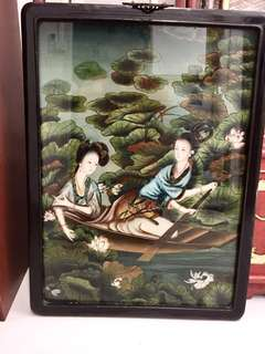 Ancient Chinese Beauties Paintinh