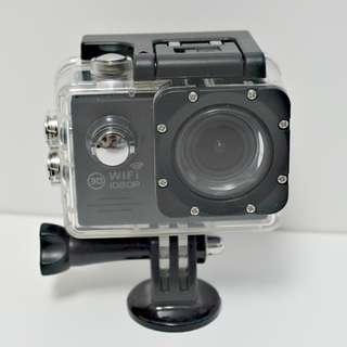 山狗 WIFI 1080P 手提攝錄