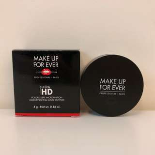 🚚 MAKE UP FOREVER ULTRA HD 超進化無瑕微晶蜜粉