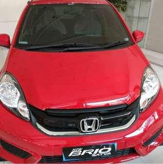 Honda Brio E Satya dengn Dp istimewah Mulai Dari 5 jt 'n