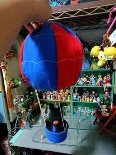 熱氣球娃娃