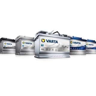 VARTA AGM LN5 (DIN 95) Maintenance Free