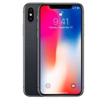 BNIB IPhone X