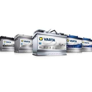 VARTA AGM LN6 (DIN 105) Maintenance Free