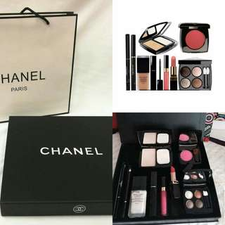Chanel 9 in 1 make up set