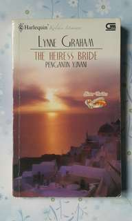 Harlequin series - The Heiress Bride