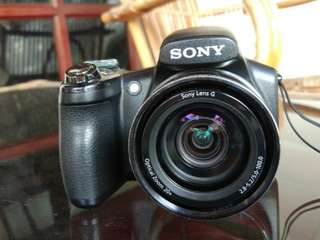Kamera prosumer Sony DSC HX1