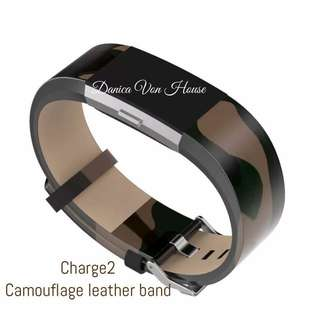 Charge2 replacement band