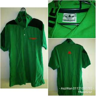OFFER Clear Stock!!! Adidas T-shirt Fos -Green