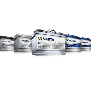 VARTA VS70/L Maintenance Free