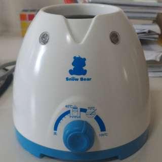 Snow Bear milk bottle heater