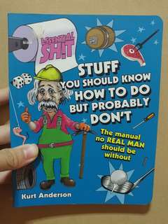 Stuff You Should Know How To Do But Probably Don't