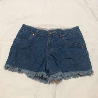 Lil' Bobson Girl Shorts
