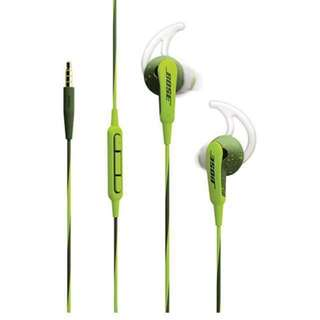 Bose Soundsport wired earphones