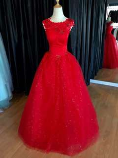 Wedding Gown evening gown dress