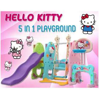 Kitty 5 in 1 Playground