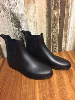 塑膠鞋 雨鞋 日本製 24.5cm